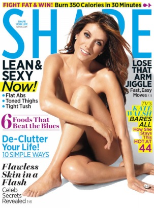 Kate Walsh Bares All