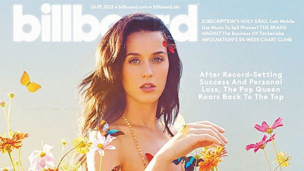 ht katy perrY prism billboard magazine cover oct 2013 thg 130930 16x9 608 Katy Perry on Love    Past and Present