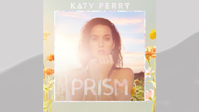 PHOTO: Katy Perry's Prism album cover