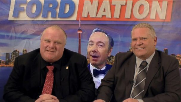 ht kevin spacey kab 140317 16x9 608 Kevin Spacey Makes It Up to Rob Ford