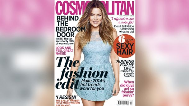 ht khloe kardashian cover kb 131230 16x9 608 Khloe Kardashian Says Ive Lost 30 Pounds, and Im Feeling Good