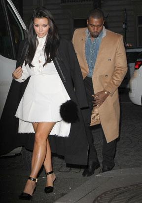 Kim's Maternity Fashion Style