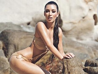 Photos: Kim K. Rock Climbing?