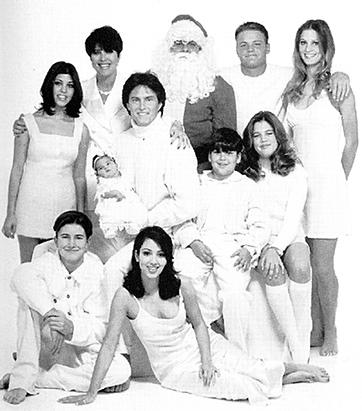 Flashback! Relive the 1997 Kardashian-Jenner Christmas Card