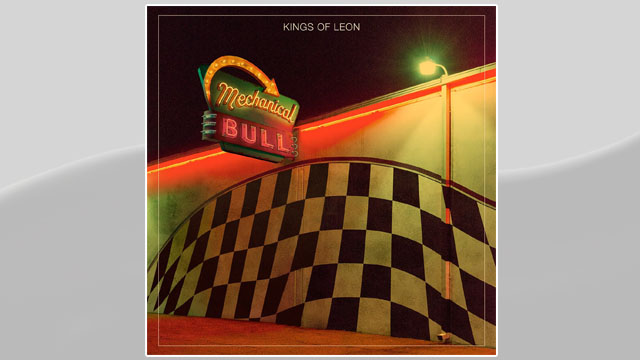 "PHOTO: Kings of Leon's ""Mechanical Bull."""