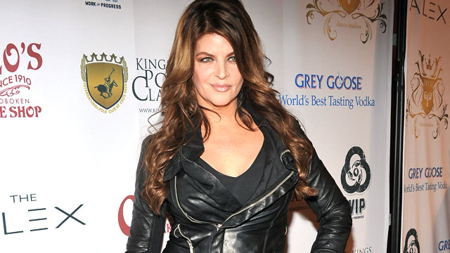 PHOTO: Kirstie Alley attends Maksim Chmerkovskiy's Ballroom Birthday Bash at the Hammerstein Ballroom, Jan. 27, 2012 in New York City.