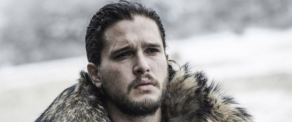 PHOTO: Jon Snow played by Kit Harington, season 6, episode 9, June 19, 2016.