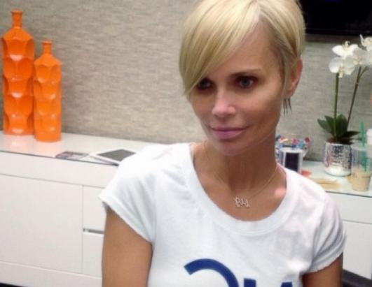 Kristin Chenoweth Rocks a Pixie Cut
