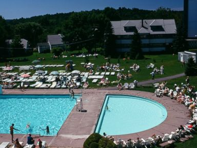 Resort with Dirty Dancing Connection Hosted Joan Rivers, Louis Armstrong