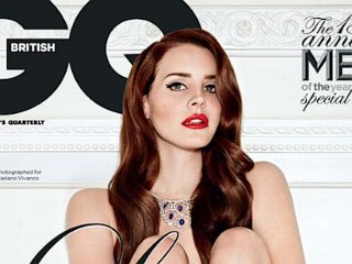 Photos: Lana Del Rey Goes Nude for GQ
