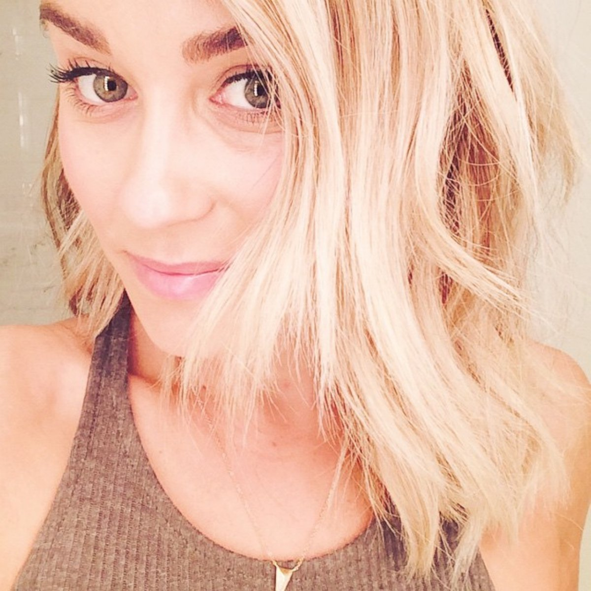 Lauren Conrad Cuts Her Hair for the First Time In Years