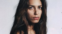 PHOTO Transgender model Lea T is making headlines as the muse of Givenchy's creative director Riccardo Tisci and the star of the label's new ad campaign