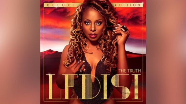 "PHOTO: Ledisis album ""The Truth"""