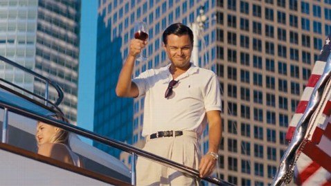 ht leonardo dicaprio wolf of wall street ll 130617 wblog The Wolf of Wall Street Trailer Shows Leonardo DiCaprio Rolling in Mega Wealth Debauchery