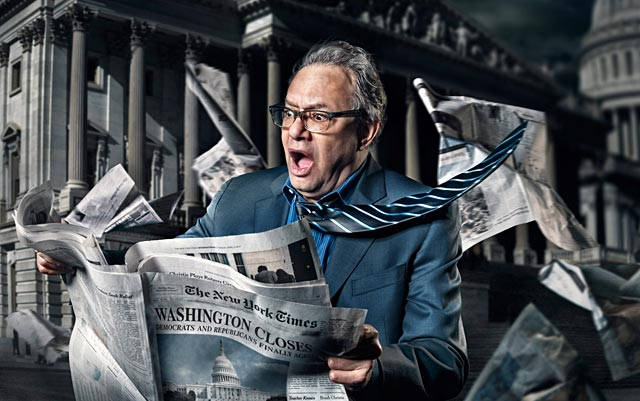 ht lewis black ll 130815 wblog 15 Minutes and Fame: Paul Mobleys Dazzling Celebrity Portraits