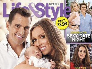 Photos: Giuliana and Bill Show Off Baby