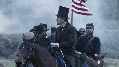 PHOTO: Daniel Day-Lewis stars in &quot;Lincoln.&quot;