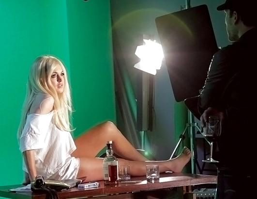 Lindsay Lohan's Racy Maxim Cover