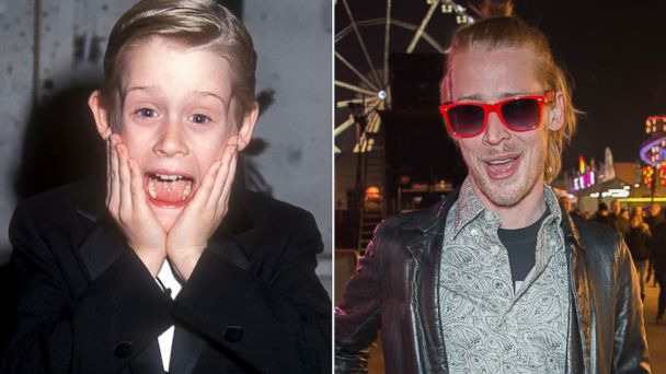 Male Child Actors Then And Now Photo: actor macauley culkin