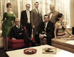 PHOTO: The cast of Mad Men