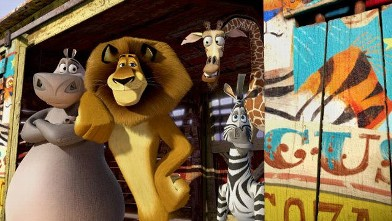 PHOTO: Madagascar 3: Europe's Most Wanted.
