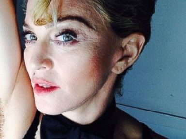 Photos: Madonna Shows Off a More Natural Look