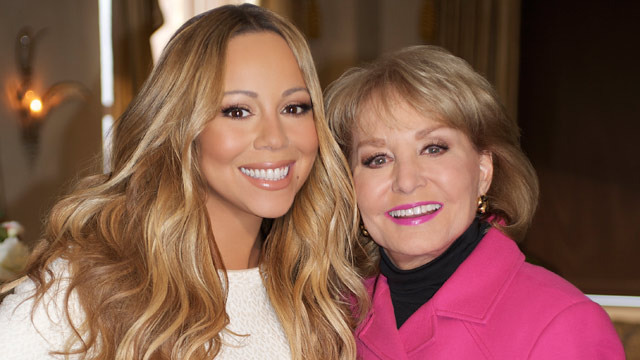 PHOTO: ABCs Barbara Walters sat down for an exclusive interview with Mariah Carey to talk about her music, motherhood, and the latest chapter of her career.