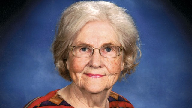 PHOTO: Grand Forks Herald columnist Marilyn Hagerty' reviewed her local Olive Garden in a piece that went viral.