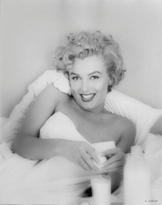 Rare Photos Up For Auction of Marilyn Monroe
