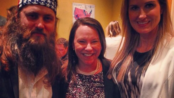 ht martha roby duck dynasty wy 140128 16x9 608 Duck Dynasty Selfies Are a Thing at the SOTU