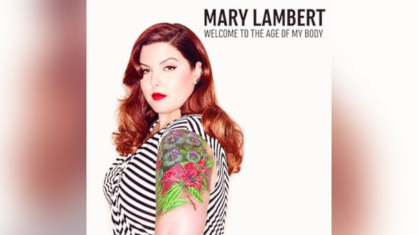 "PHOTO: Mary Lamberts EP, ""Welcome to the Age of My Body"""