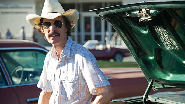 ht matthew mcconaughey dallas buyers club ll 130828 16x9 608 Watch an Emaciated Matthew McConaughey in Dallas Buyers Club Trailer