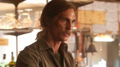 PHOTO: Matthew McConaughey is seen on the HBO show, True Detective.