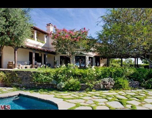 Meg Ryan Bel Air home