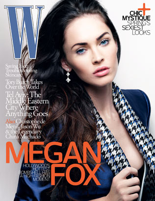 Hollywood Hottie: Megan Fox