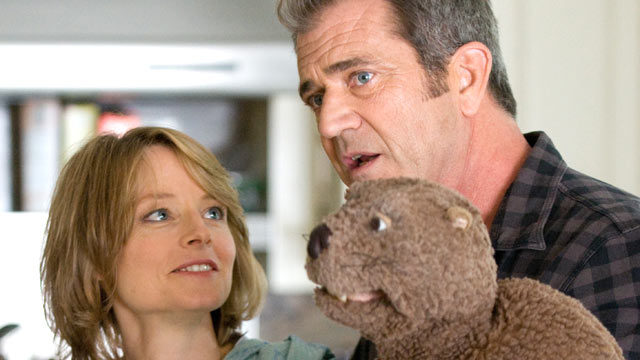 PHOTO: Mel Gibson and Jodie Foster star in the movie, The Beaver