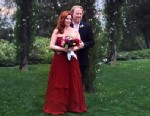 PHOTO: Actors Melissa Gilbert and Timothy Busfield tied the knot at San Ysidro Ranch in Santa Barbara, Cal