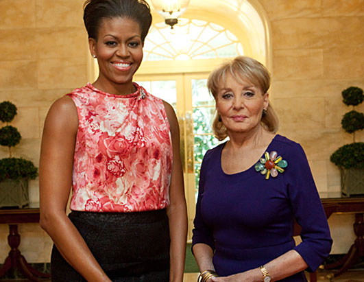 Barbara Walters' 10 Most Fascinating People: Michelle Obama