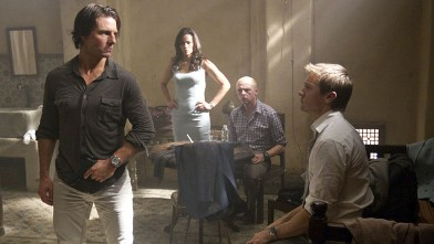 PHOTO: Tom cruise stars in &quot;Mission Impossible: Ghost Protocol&quot;.
