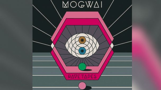 "PHOTO: ""Rave Tapes"" by Mogwai."