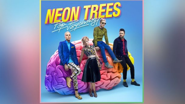 "PHOTO: Neon Trees ""Pop Psychology"""