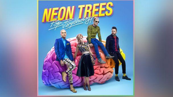 "PHOTO: Neon Trees ""Pop Psychology"""