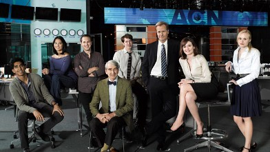 PHOTO: The Newsroom