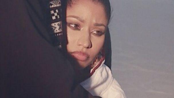 ht nicki minaj kb 140306 16x9 608 You Wont Believe Nicki Minajs Soft New Look