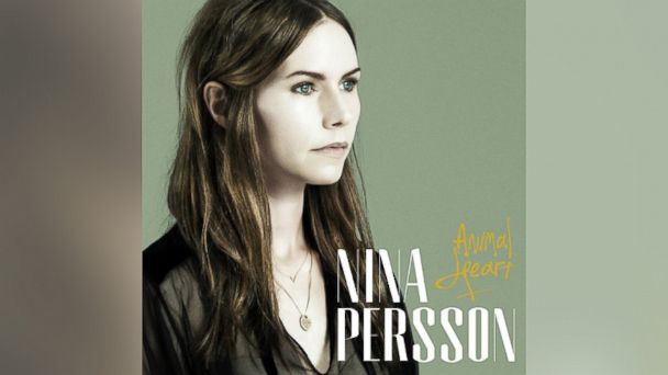 "PHOTO: Nina Perssons album ""Animal Heart"""