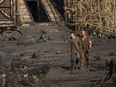 'Noah' Designer: Ark Made of Straw, Volcanic Rock 'Was Built to Survive'