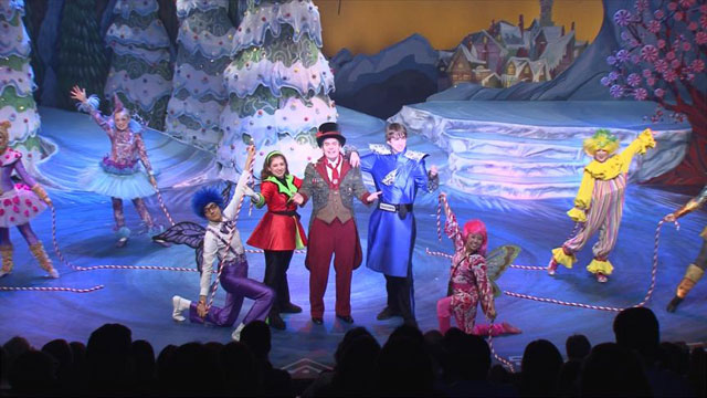 "PHOTO: Orlando Repertory Theatre's ""Nutty Nutcracker"" is performed as a kid's rock musical."