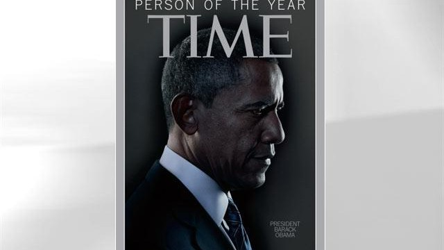 TIME Pers&#111;n of the Year 2012