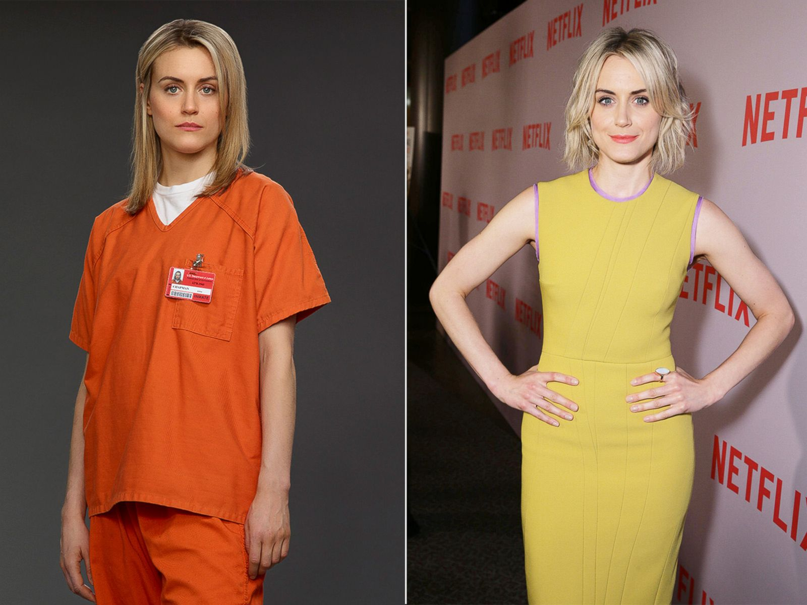Orange Is the New Black Clothing