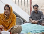 "PHOTO: Kainat Soomro (left) stars in ""Outlawed in Pakistan."""